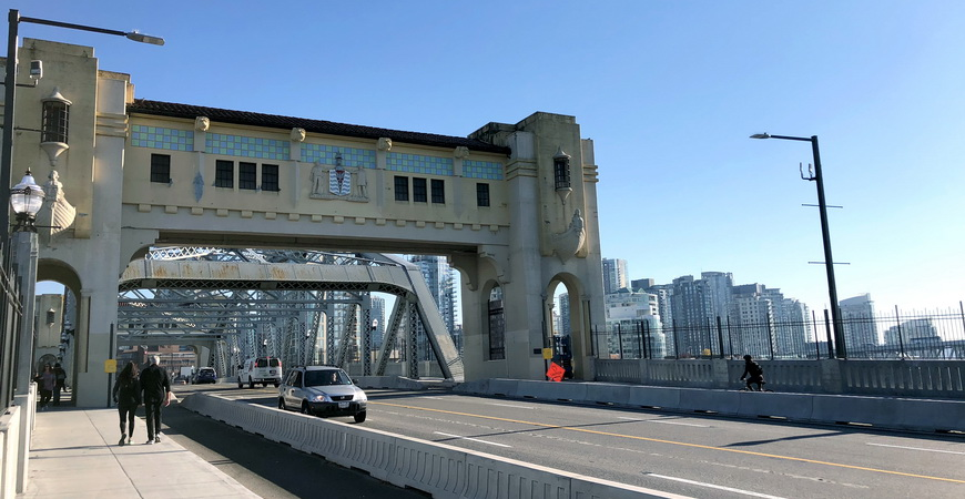 Burrard Bridge - Envision