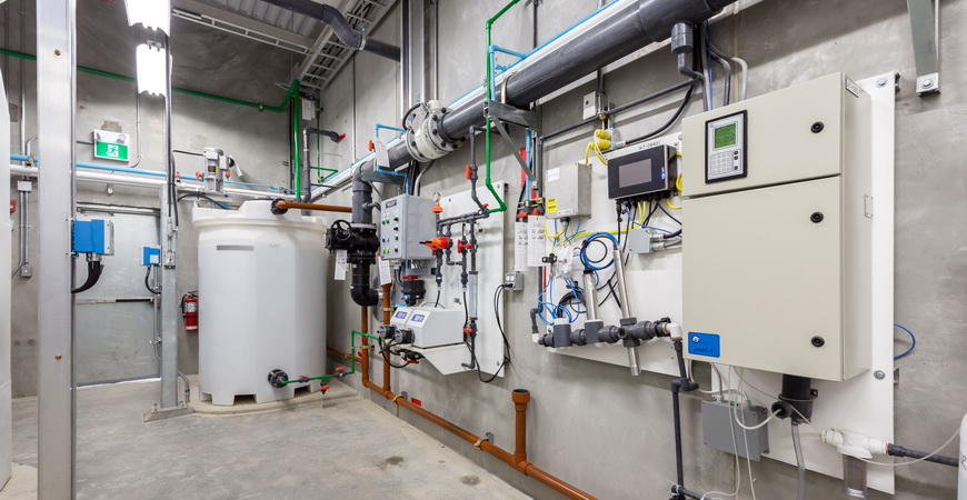 Glycol Treatment Facility