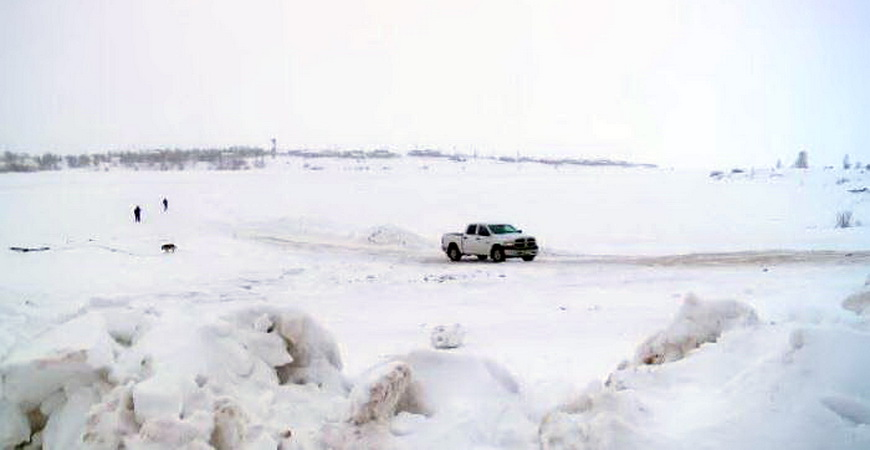 Northern Sask. residents continuing push for all-weather road