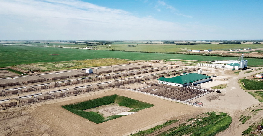 University of Saskatchewan Livestock and Forage Centre of Excellence