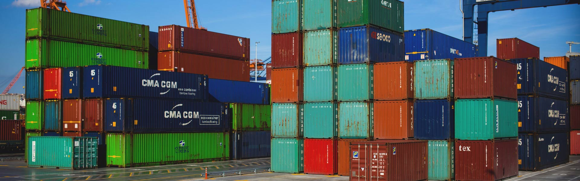 Containers Intermodal