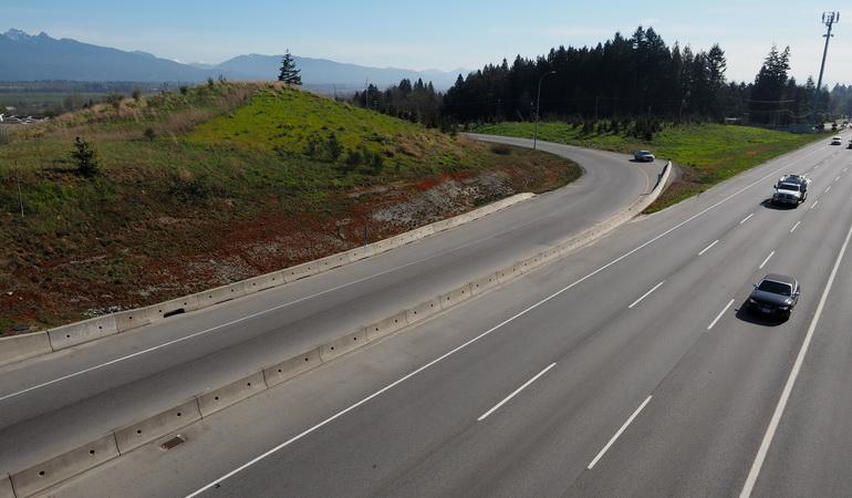 Port Mann Highway 1