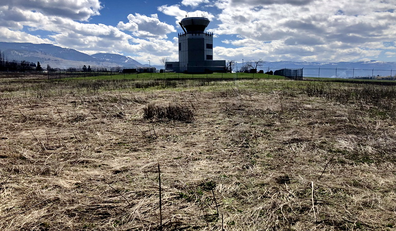 Kelowna Airport Soil Salvage and Enhancement Strategy