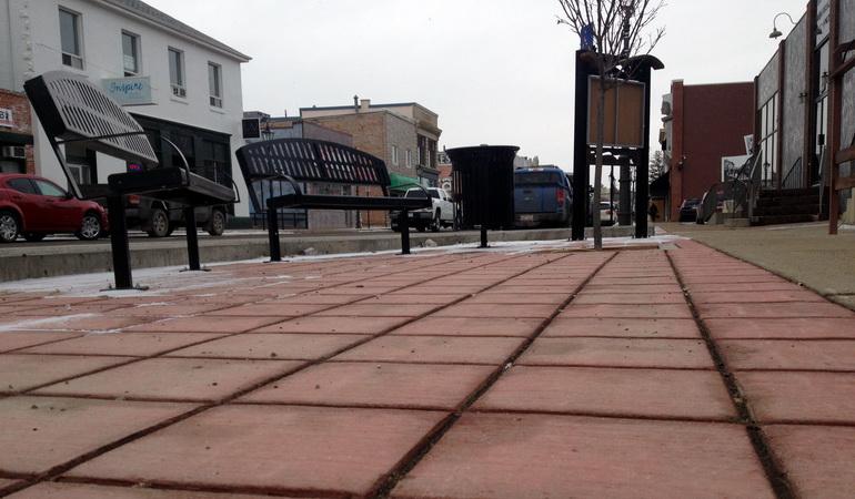2nd Street Redevelopment