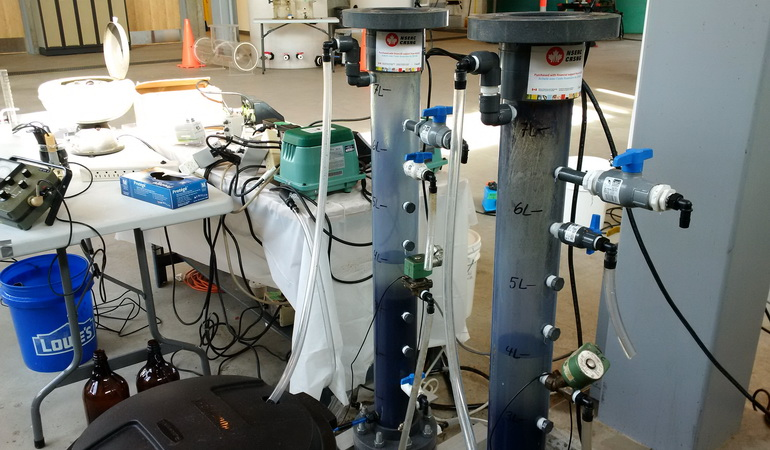 Aerobic Granular Biomass Research