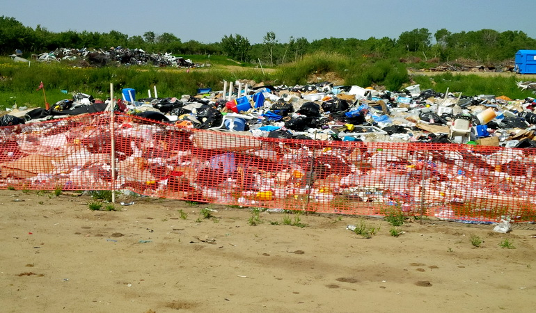 Asquith Landfill Decommissioning