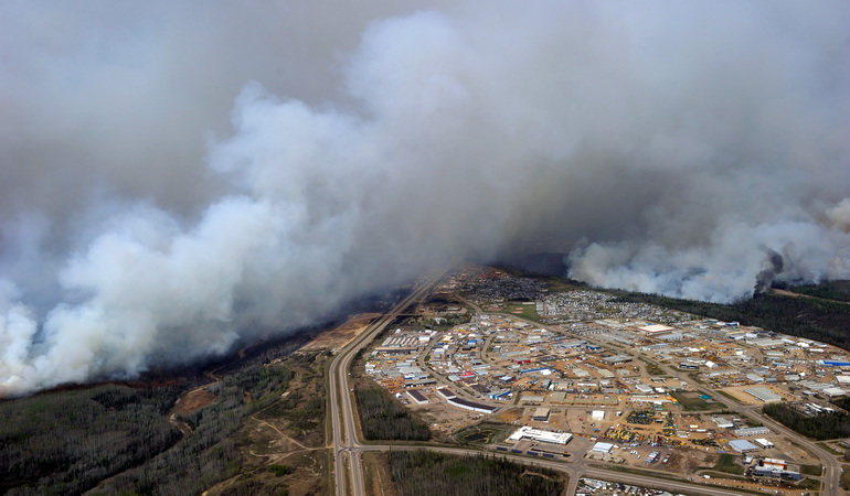 Ft. McMurray Wildfire Response