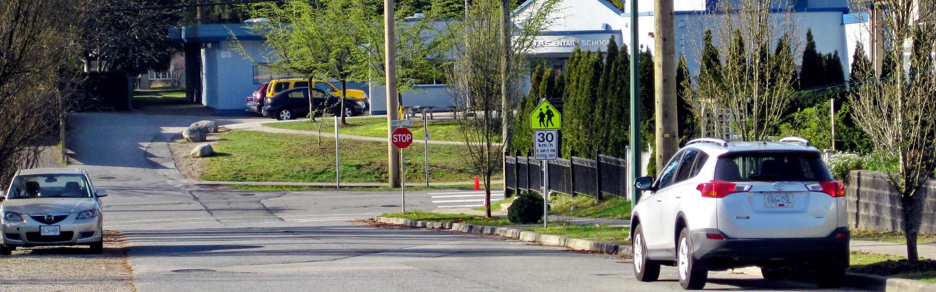 Burquitlam Lougheed Neighbourhood Greenways