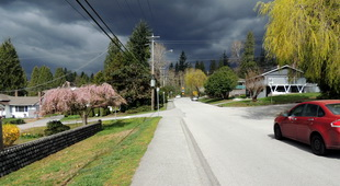 Burquitlam Lougheed Neighbourhood Greenways