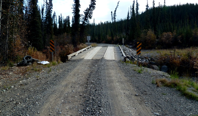 Casino Mine Access Road