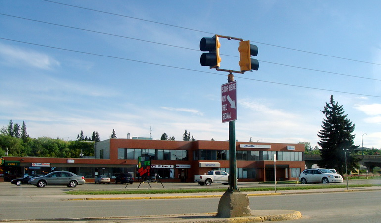 City of Prince Albert Traffic Signal Timing Design
