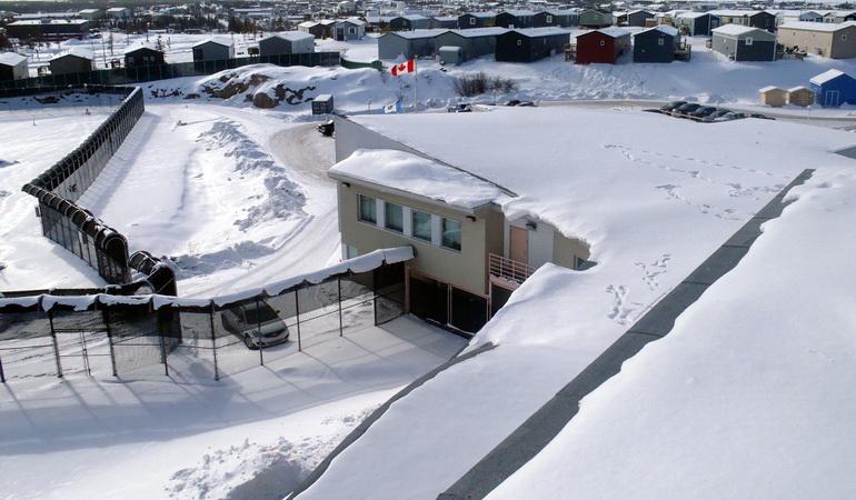 Climate Change Risk Assessment for Buildings