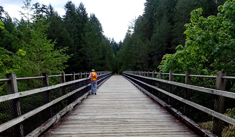 Cowichan Valley Trail Bridges