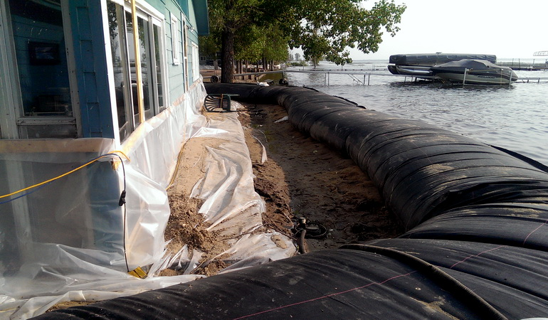 Emergency Flood Damage Reduction Program