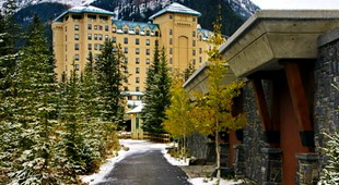 Fairmont Chateau Lake Louise Water Treatment Plant Upgrades