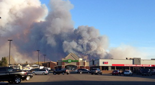 Ft McMurray Wildfire Response