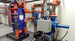 Gateway Theatre Wastewater Heat Recovery