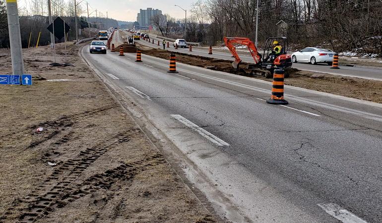 Homer Watson Boulevard Widening & Corridor Study