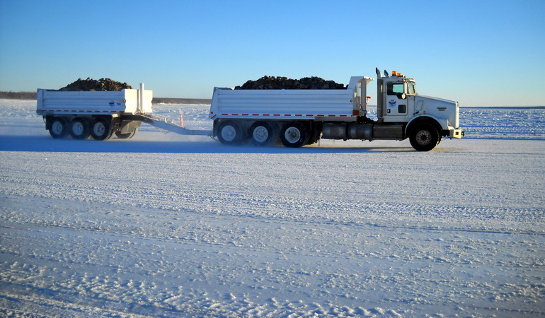 Ice Engineering, Safety Services, and Road Management Plan