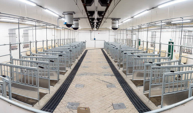 Livestock and Forage Centre of Excellence
