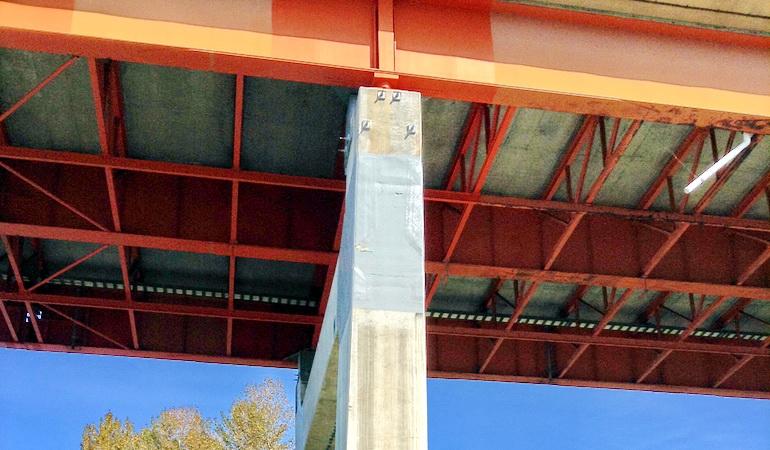 Mission Bridge Seismic Retrofit