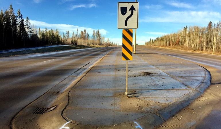 Highway 69 Twinning