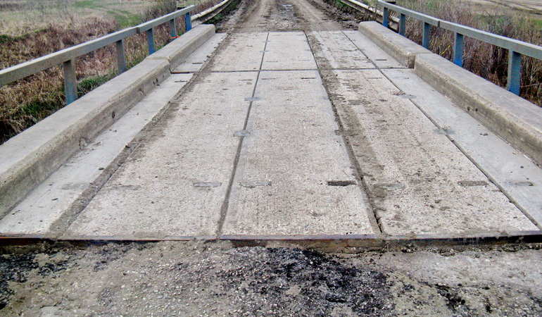 Little Smoky Bridge Inspection, Load Rating  and Assessment