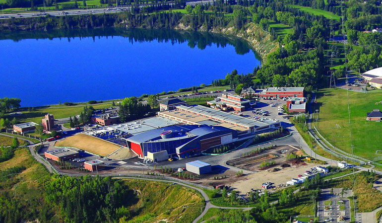 Glenmore Water Treatment Plant