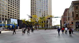 Jasper Avenue New Vision Streetscaping thumb