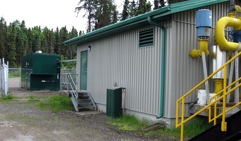 La Ronge and Air Ronge Municipal Utilities Back-Up Power