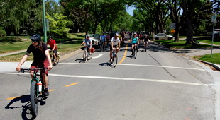 Lethbridge Bike Boulevard