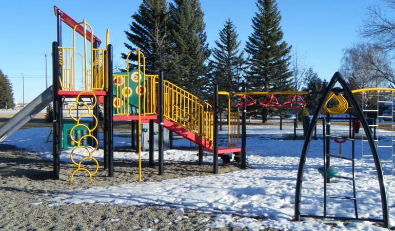 Playground Equipment Replacement Program