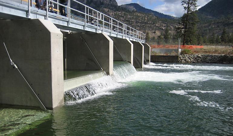 McIntyre Dam