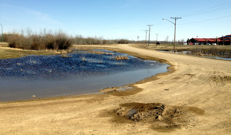 Mosquito First Nation Drainage Improvement Study