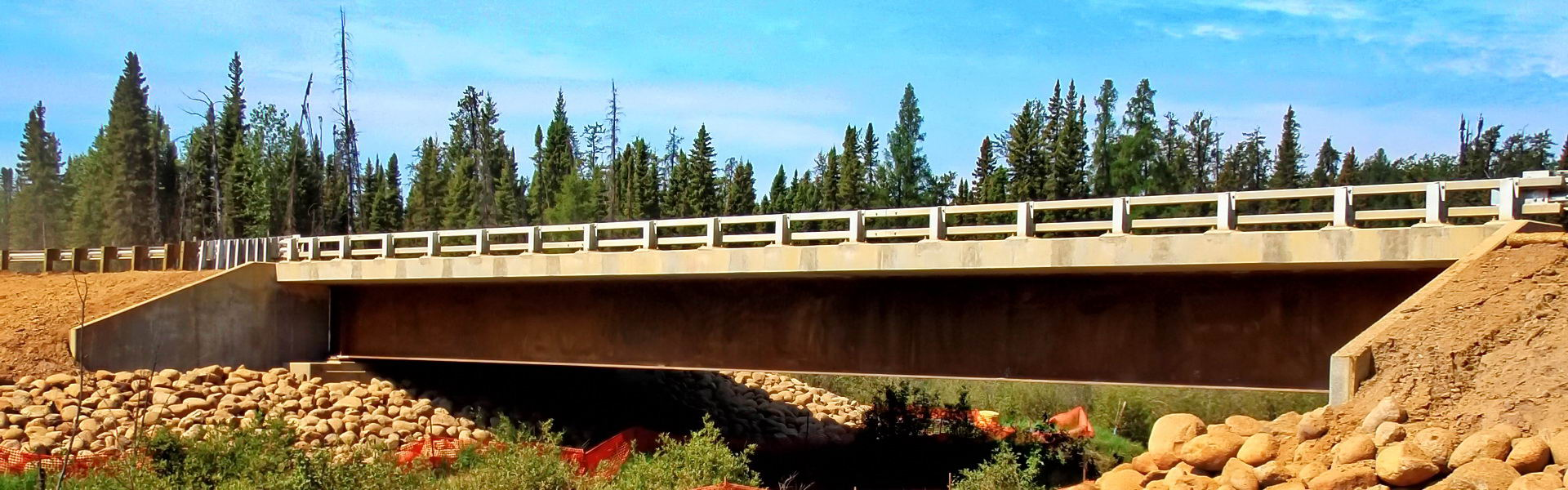 Muskeg River Bridge