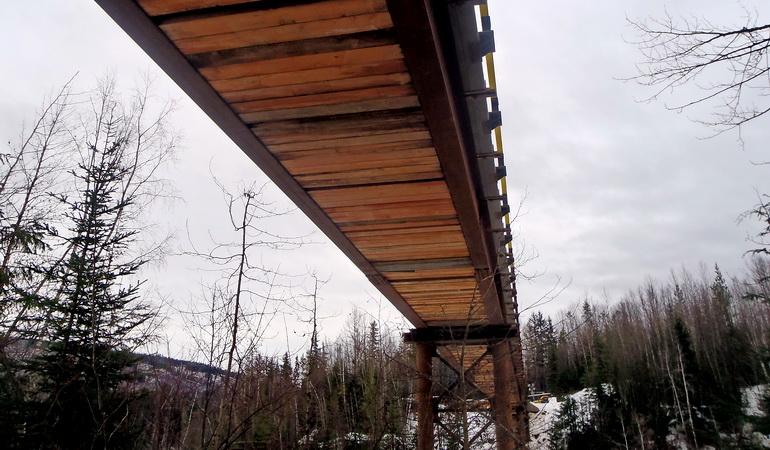 Nass River Bridge