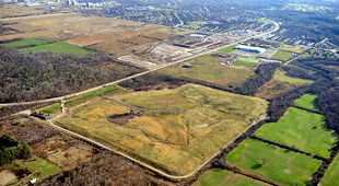 Oakville Fourth Line Closed Landfill