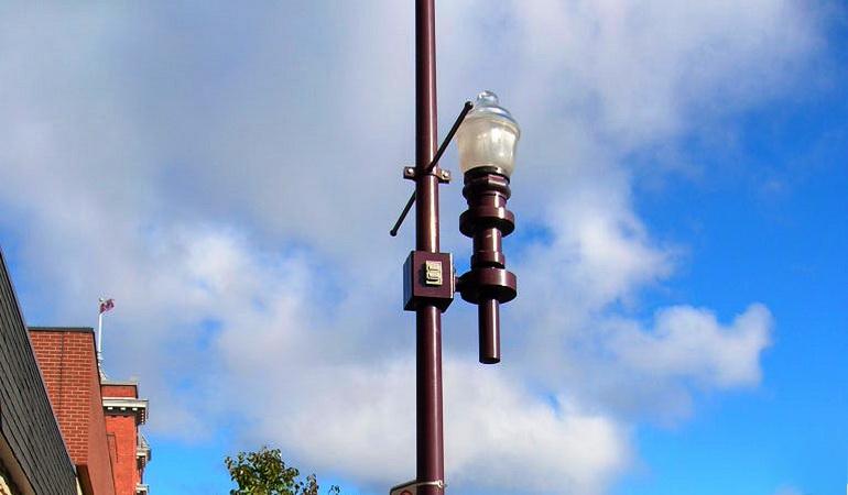 Peterbourough Streetlighting Assessment