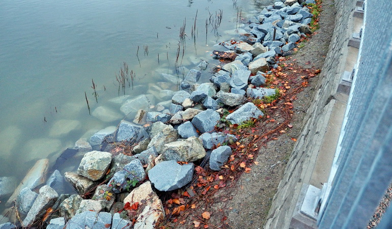 Fraser River Foreshore – Reach 9 Dyke