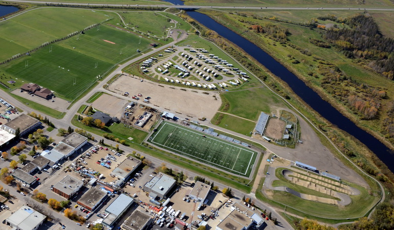 Riel Recreation Park Redevelopment