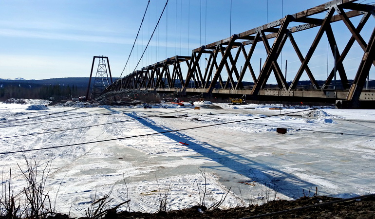 Ross River Pedestrian Bridge Rehabilitation