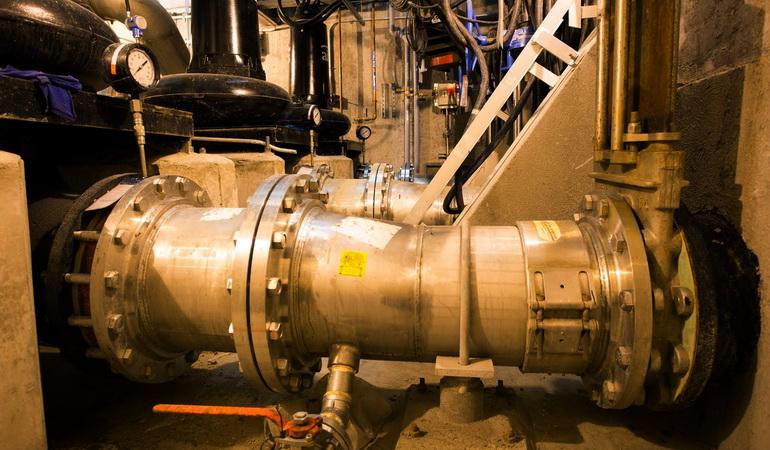 Scott Street Sewage Pumping Station Upgrades