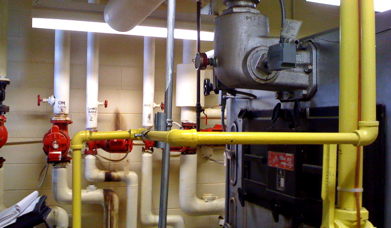 South Arm District Energy Utility System