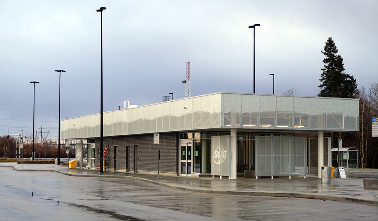 St Albert Naki Transit Centre