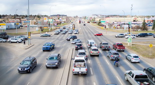 St Albert Transportation Master Plan