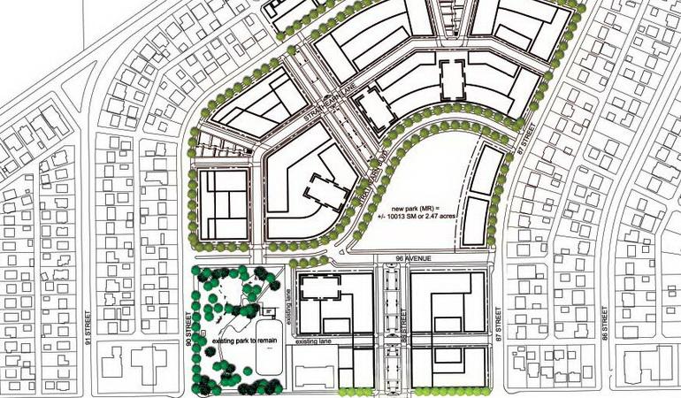 Strathearn Heights Redevelopment