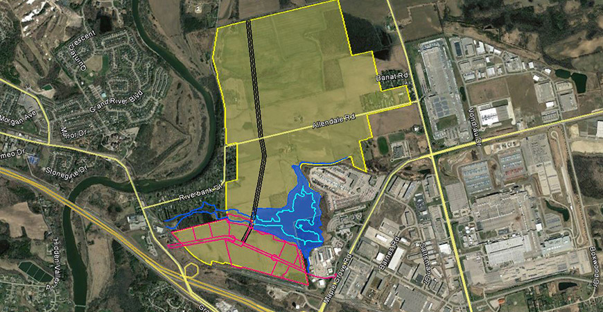Class Environmental Assessment for North Cambridge Business Park