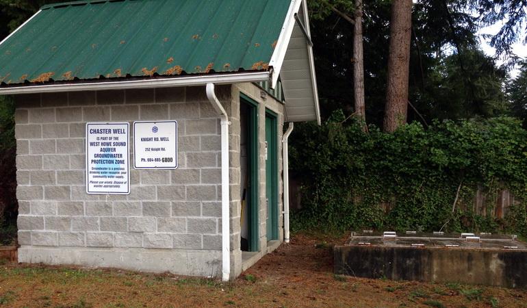 Sunshine Coast Well Protection Plan