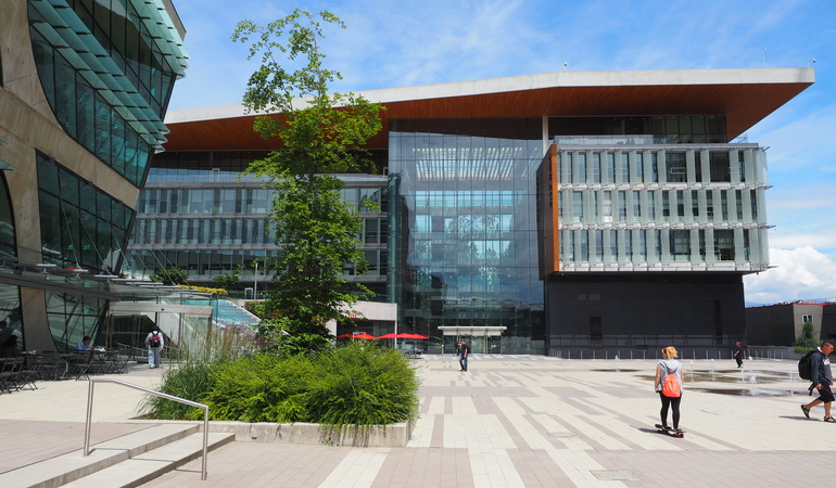 Surrey Civic Centre