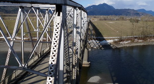 Agassiz Rossdale Bridge